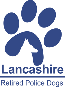 Retired Lancashire Police dogs